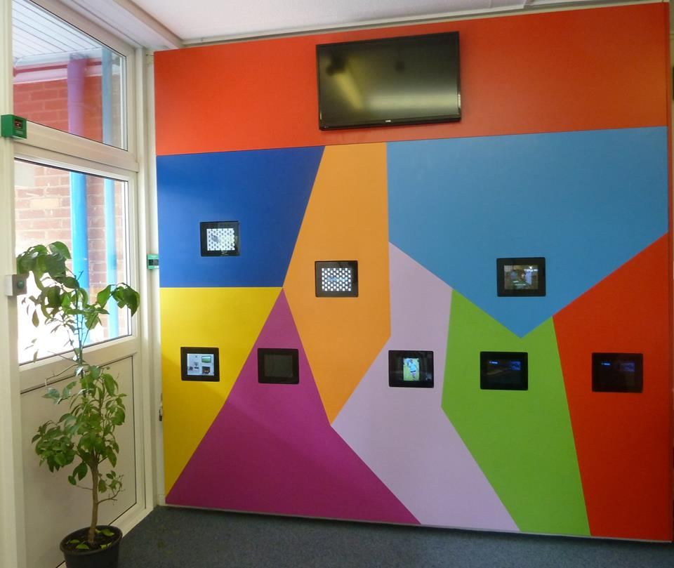 School Office Interior Design Picture