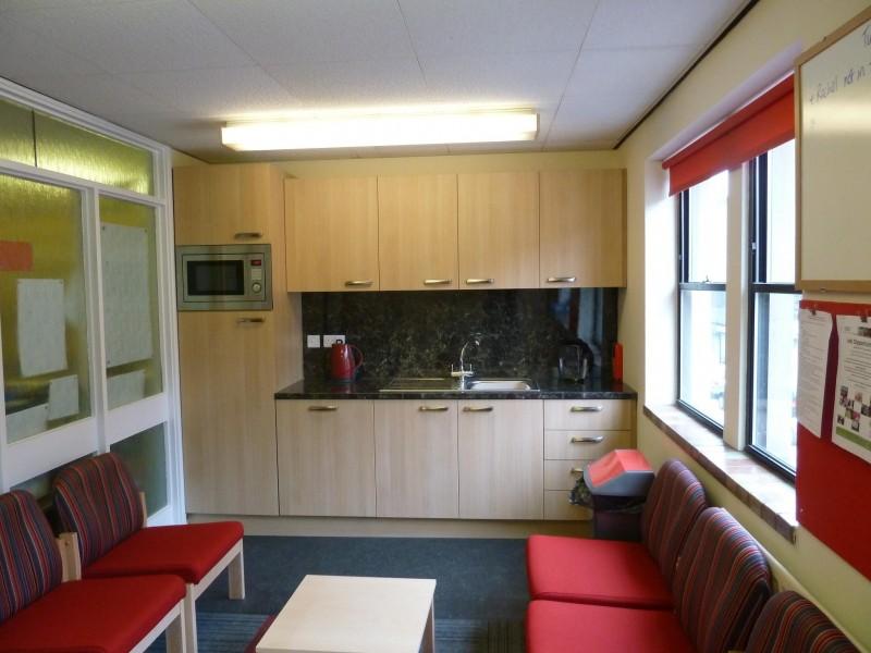 Staff Kitchen design & fitting, Hebden Bridge