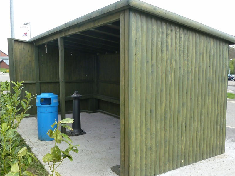 Serco shelter