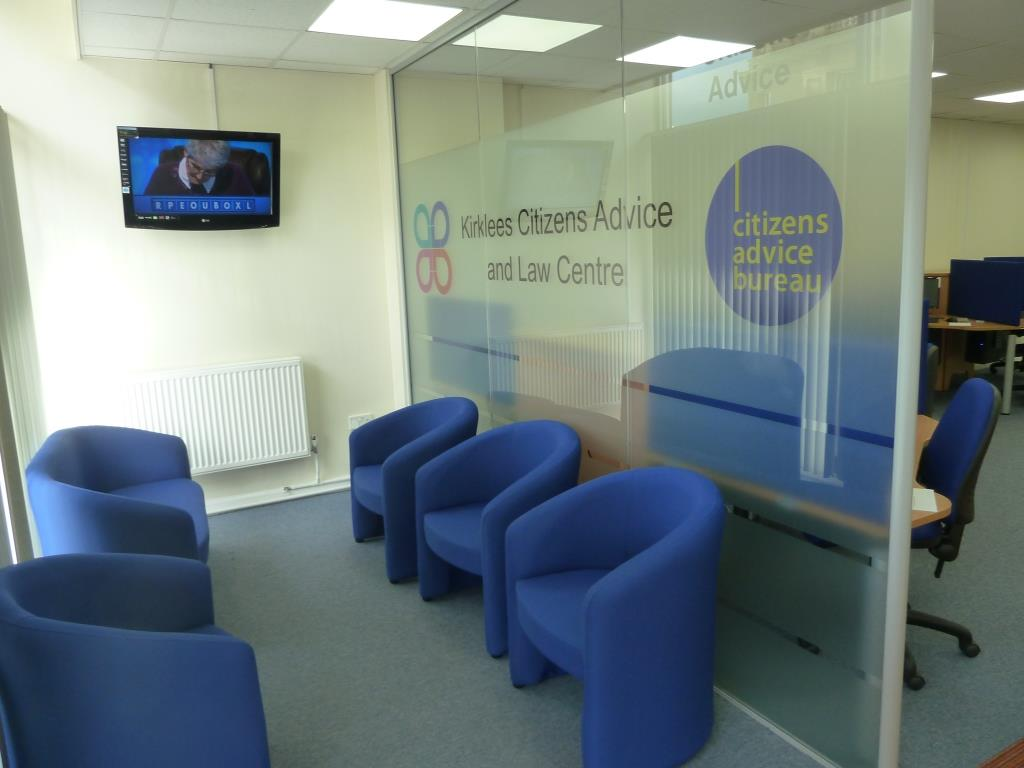 Citizens advice bureau lauren james office interiors ltd