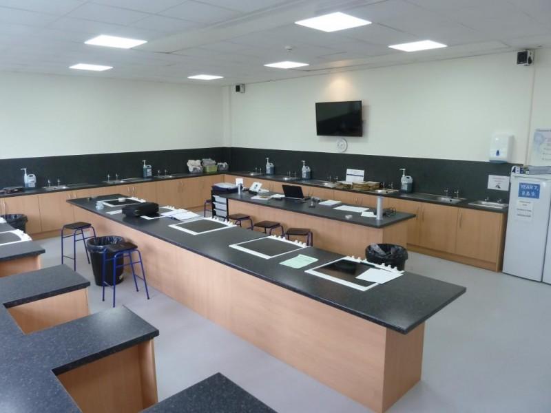 St Wilfrids Food Fechnology Unit