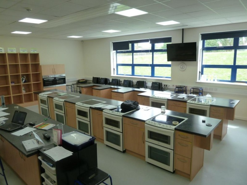 St Wilfrids Food Technology Unit