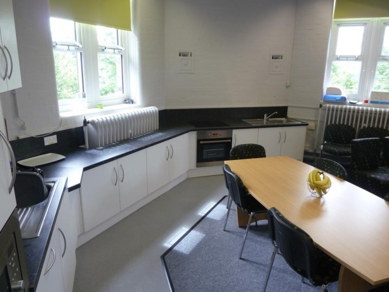 Salterlee School Staffroom