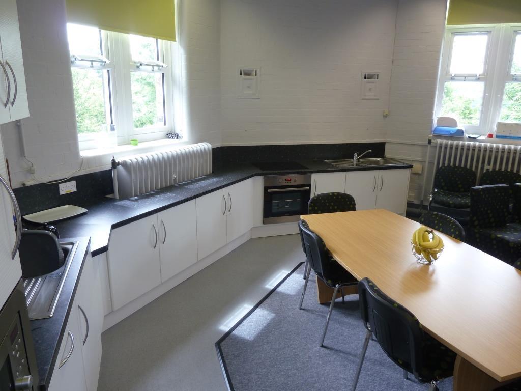 Salterlee School Staffroom Lauren James Office Interiors Ltd