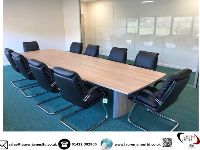CCF Sheffield new boardroom