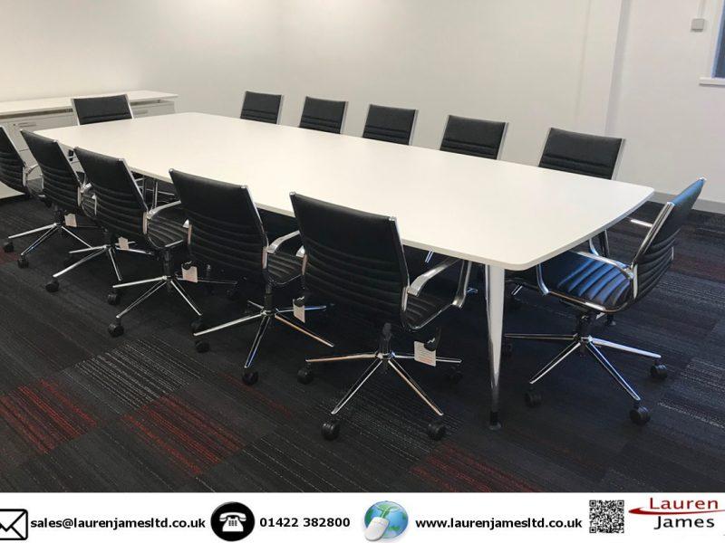 New boardroom Marshalls Elland