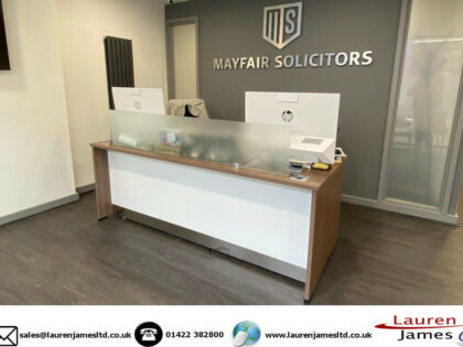 Mayfair Solicitors Refurbishment