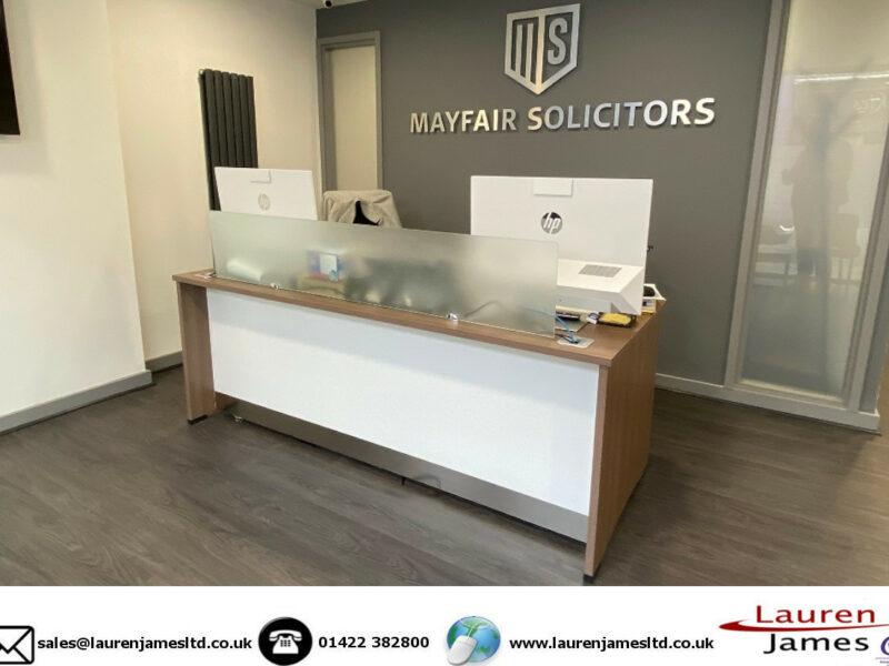Mayfair Solicitors Refurbishment